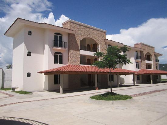 Ciudad Guzman, Мексика: Vista exterior módulo 3.