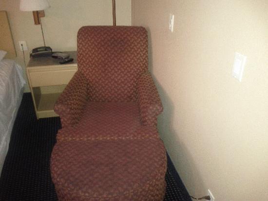 Super 8 Ajax/toronto on: Chair