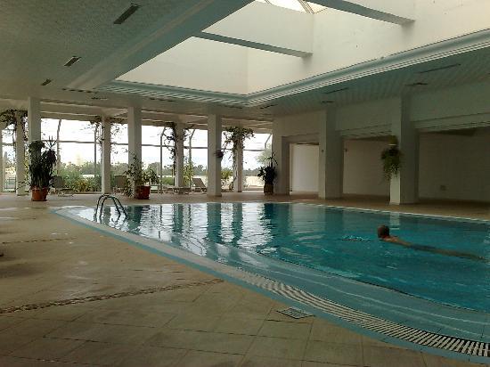 Seabel Rym Beach: piscina interna