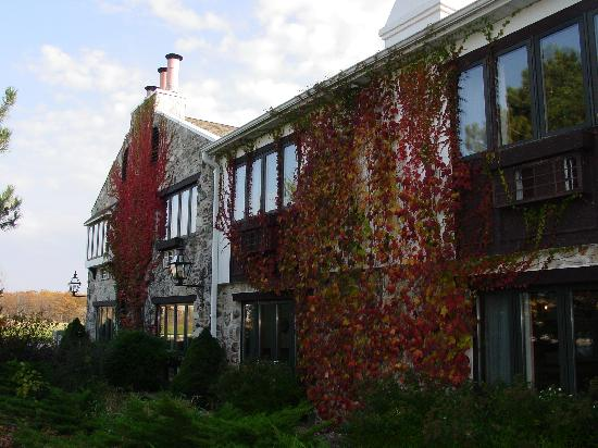 Settlement Courtyard Inn & Lavender Spa: Inn