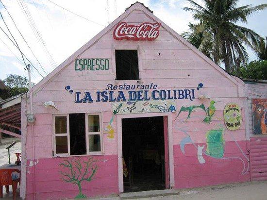 La Isla del Colibri : So nice!!!