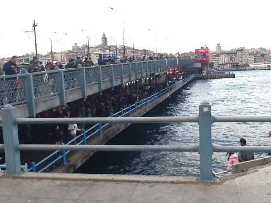 Bosphorus Strait: Ponte sul Bosforo
