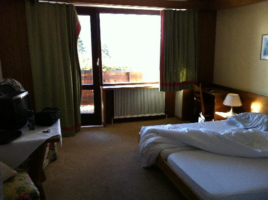 NIDUM Casual Luxury Hotel : Blick ins Zimmer