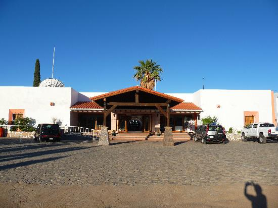 Desert Inn Catavina: Sweet Respite....