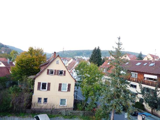 Alte Krone: Another view from the bedroom