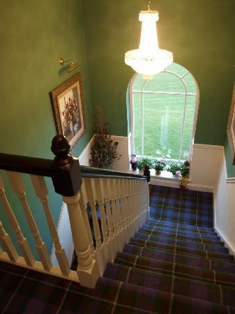 Daviot Lodge: L'Escalier (superbe !!)