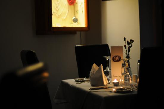Swanson House: Restaurant