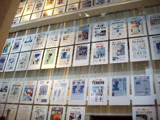 นิวเซียม: Sept. 11 newspapers from around the world