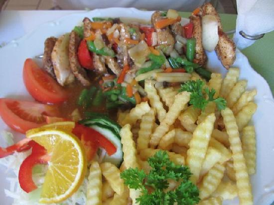 Pension Princ: another Mexican satay