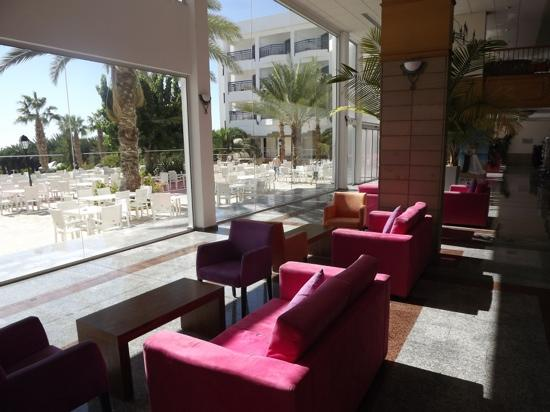 Hotel Foyer Hottingen Review : Hotel foyer picture of ascos coral beach paphos