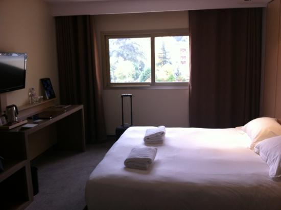 Hotel Lyon Metropole : chambre 321