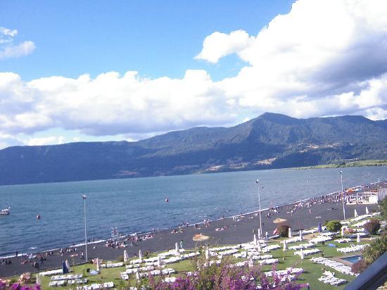 Hotel del Lago: vista desde la habitacion