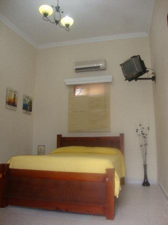 Hotel Playa Mar: Habitaciones
