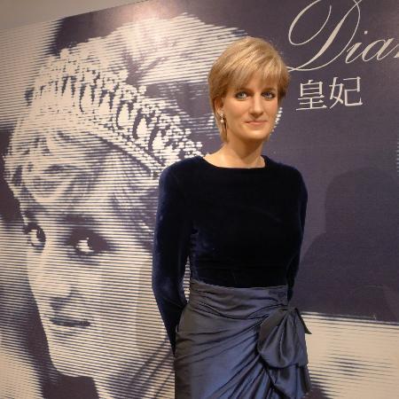 พิพิธภัณฑ์มาดามทุสโซฮ่องกง: Lady Diana