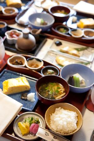 Shiraume: Traditional Japanese Breakfast