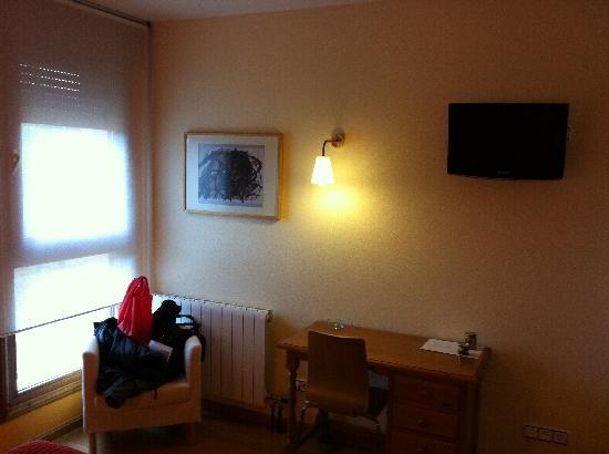Hotel Puerta Pinares: Habitación