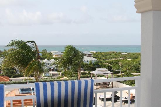 La Vista Azul Resort: View from our balcony overlooking the pool