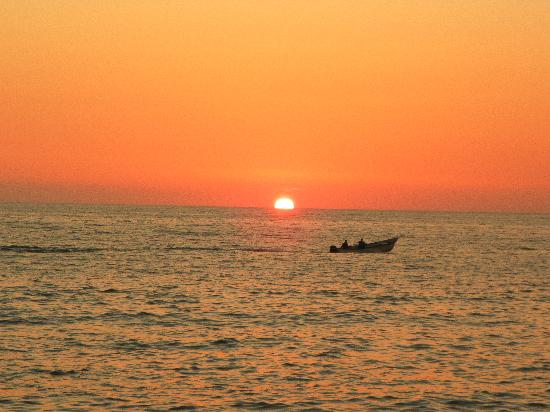 Buganvilias Vacation Club: Another beautiful sunset!