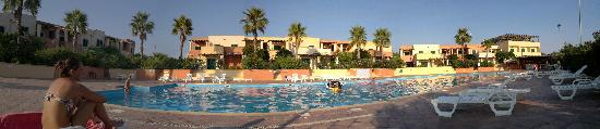 Lido Marini, Italy: la piscina