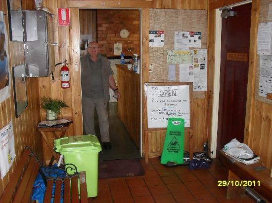 Highview Lodge: Reception