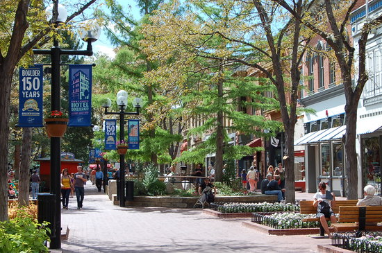 Boulder Walking Tours