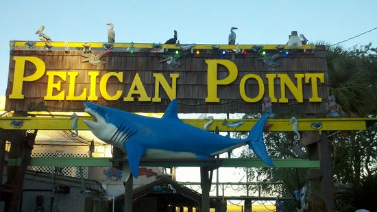 Pelican Point Picture Of The Fish Dock Bar Grill Crescent