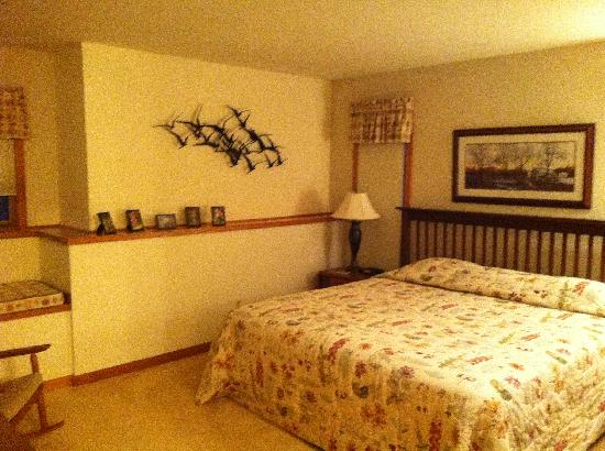 Wintergreen Resort: Master bedroom