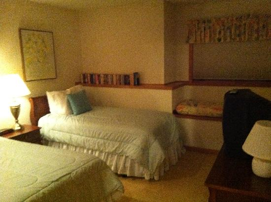 Wintergreen Resort: 2nd bedroom