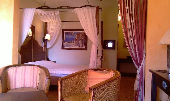 Finca el Tossal: Stunning bedroom