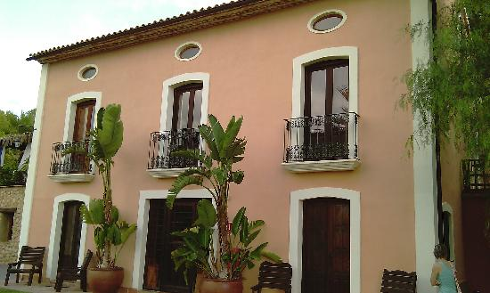 Finca el Tossal: Building with 6 bedrooms