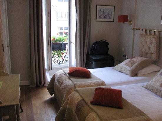 New Orient Hotel: la chambre #17