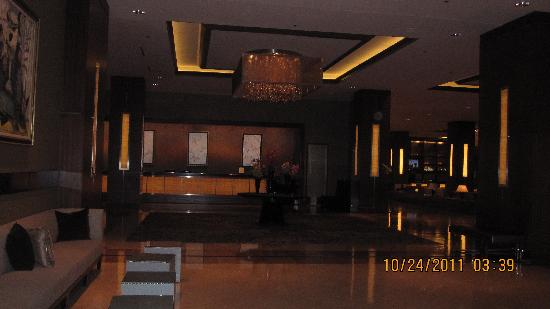 InterContinental Dallas: Lobby