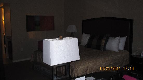 InterContinental Dallas: Room
