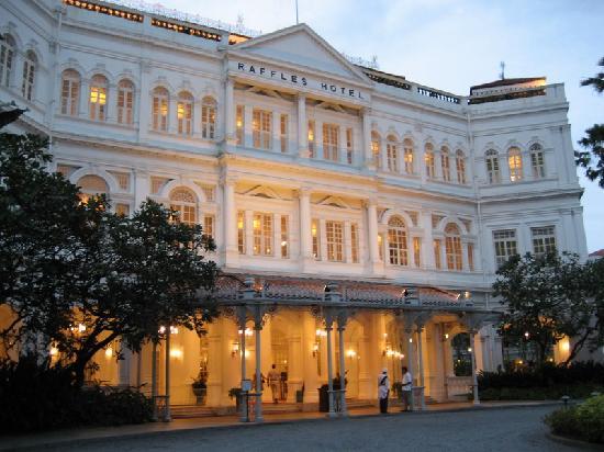 Raffles Hotel Singapore: Raffles Hotel