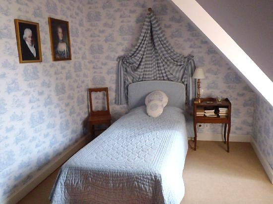 Chateau d'Osthoffen : Single room