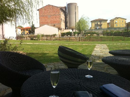Hotel Certaldo : Welcome Drink
