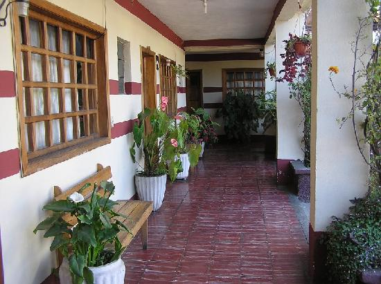Hotel Giron: pretty corridor