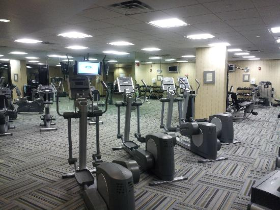 Sheraton Miami Airport Hotel & Executive Meeting Center: Fitness center