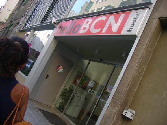 HelloBCN Hostel: hello bcn
