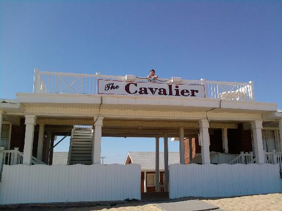 Cavalier by the Sea: great view