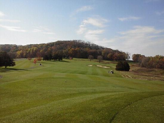 Eagle Ridge Resort & Spa: north golf course