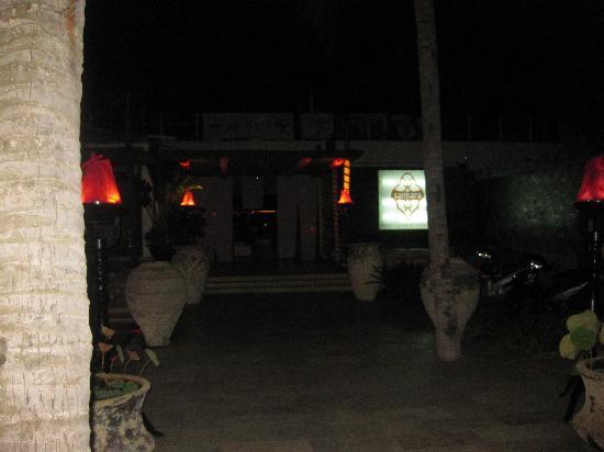 The entrance to Sankara