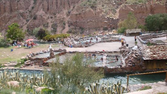 Parque de Agua Termas Cacheuta: todas las piletas