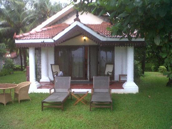 Taj Fisherman's Cove Resort & Spa, Chennai : The villa