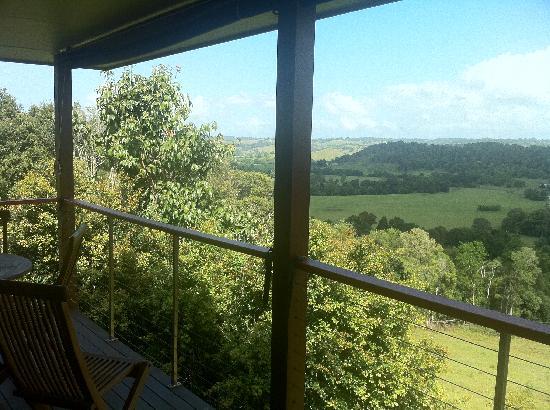 Byron Hinterland Villas: Stunning views from Villa 3