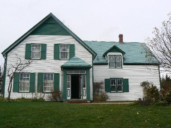 Cavendish, Canada: green gables