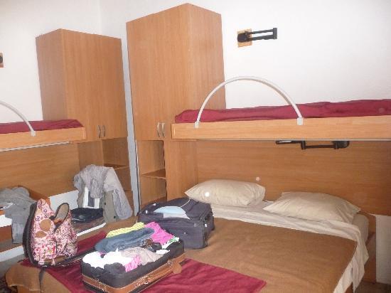 Granny's Inn Hostel: La chambre