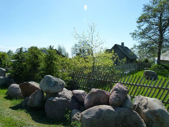 Vanatoa : Museumsdorf