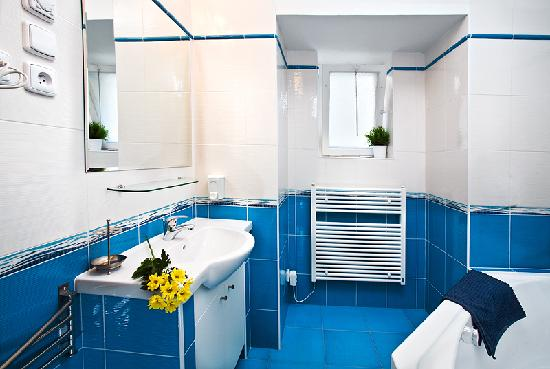 Happy Prague Apartments : Bathroom