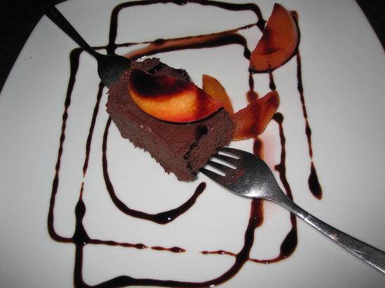 Hosteria Italiana: trionfo di cioccolato!